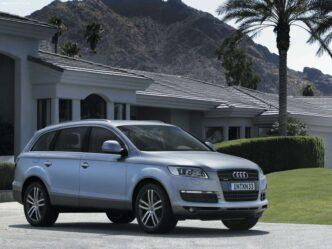 Audi Q7 2006-2009