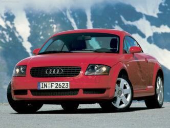 Audi TT Coupe 1998-2006