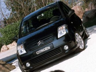 Citroen C2 2002-2008