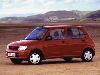 Daihatsu Cuore 2002-2008