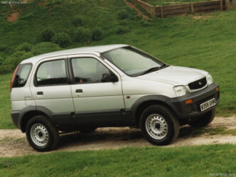 Daihatsu Terios 1997-2004