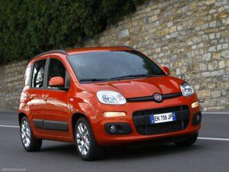 Fiat Panda 2013->