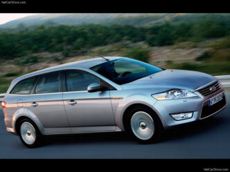 Ford Mondeo 2007-2011