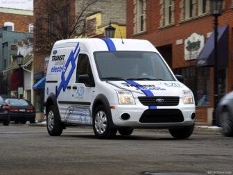 Ford Transit 2006-2013