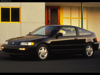 Honda Civic CRX 1986-1992