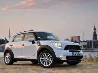 Mini Countryman 2011-2016