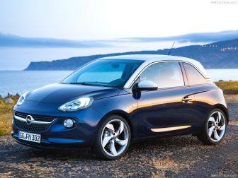 Opel Adam 2012->
