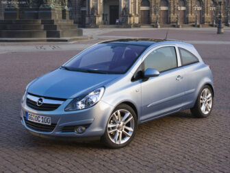 Opel Corsa 2007-2015