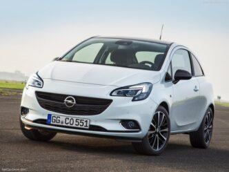 Opel Corsa 2015->