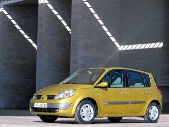 Renault Scenic 2003-2008