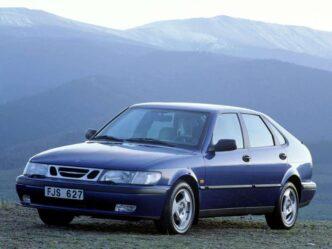 Saab 9 3 1998->