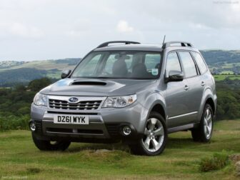Subaru Forester 2009-2013