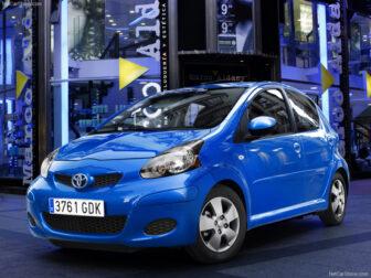 Toyota Aygo 2006-2012