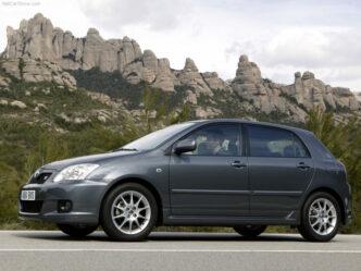 Toyota Corolla 2002-2006