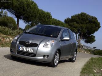 Toyota Yaris 2006-2012