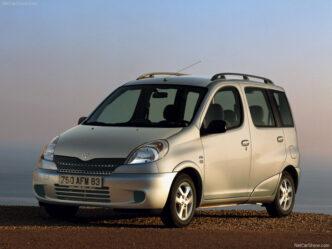 Toyota Yaris Verso 1999-2006